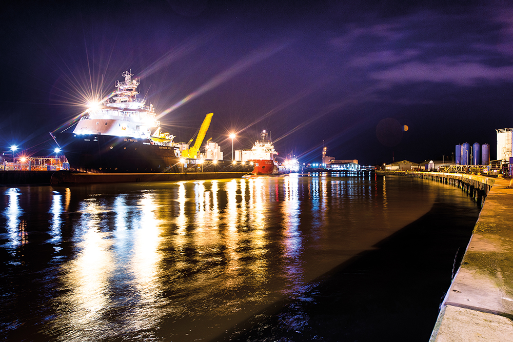 The port that never sleeps | East Anglia in Business